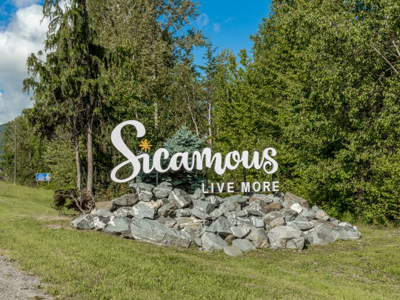 Welcome to Sicamous